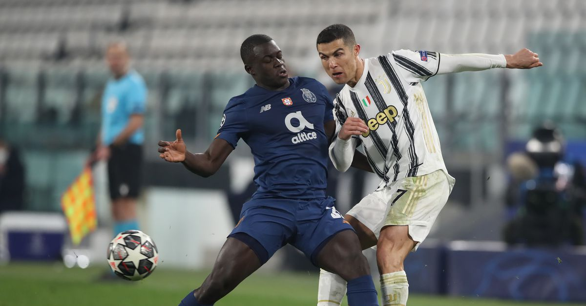 Chelsea loanee Malang Sarr helps Porto eliminate Juventus in Champions League - We Ain't Got No History