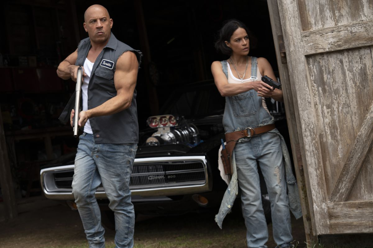 Vin Diesel Says Fast And Furious Franchise Will Be Ending Chicago Sun Times