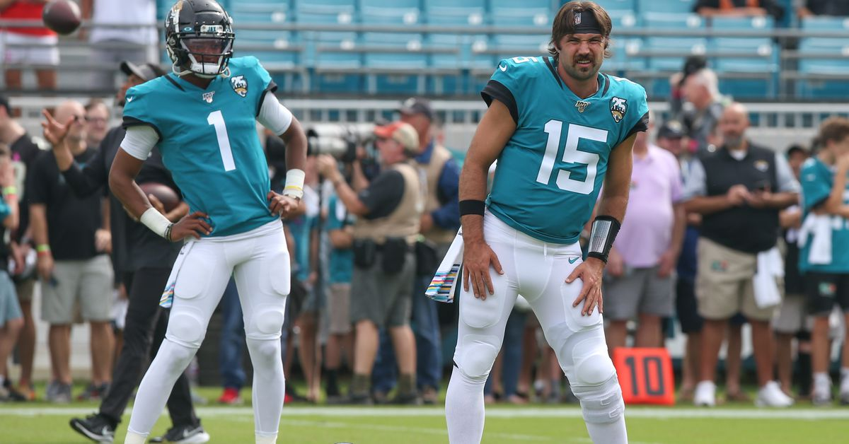 Jaguars Daily: Team has lowest salary cap hit for QBs