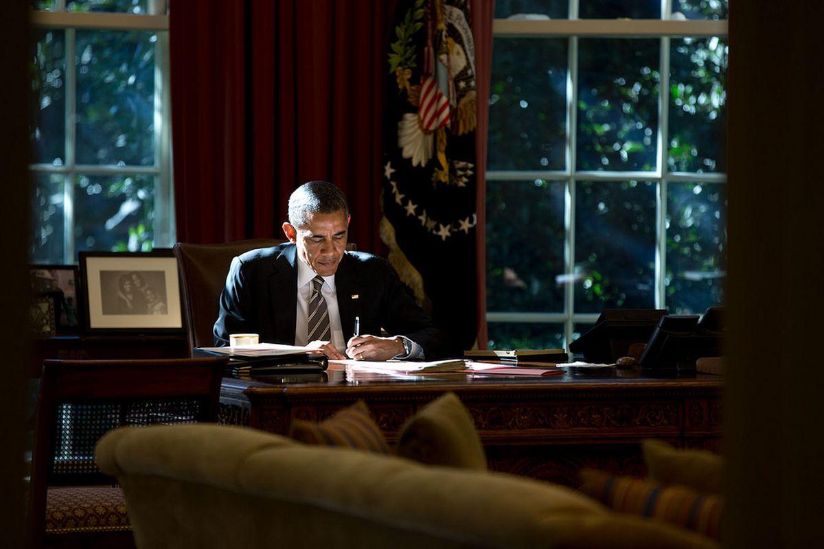President Obama (Flickr)