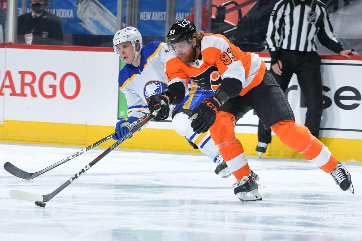 Buffalo Sabres v Philadelphia Flyers
