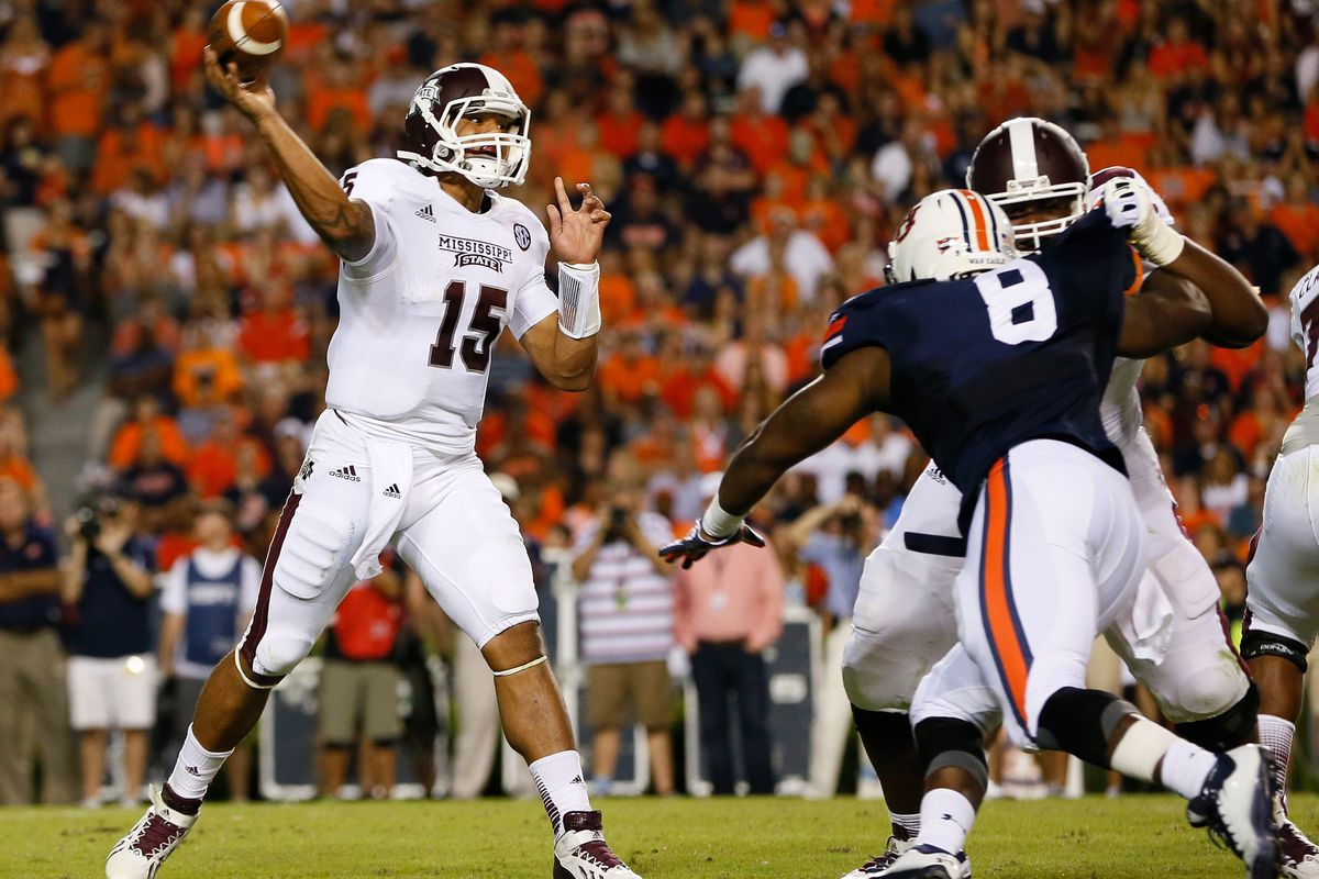 Mississippi State nearly derailed Auburn's BCS chances before they even started last year.
