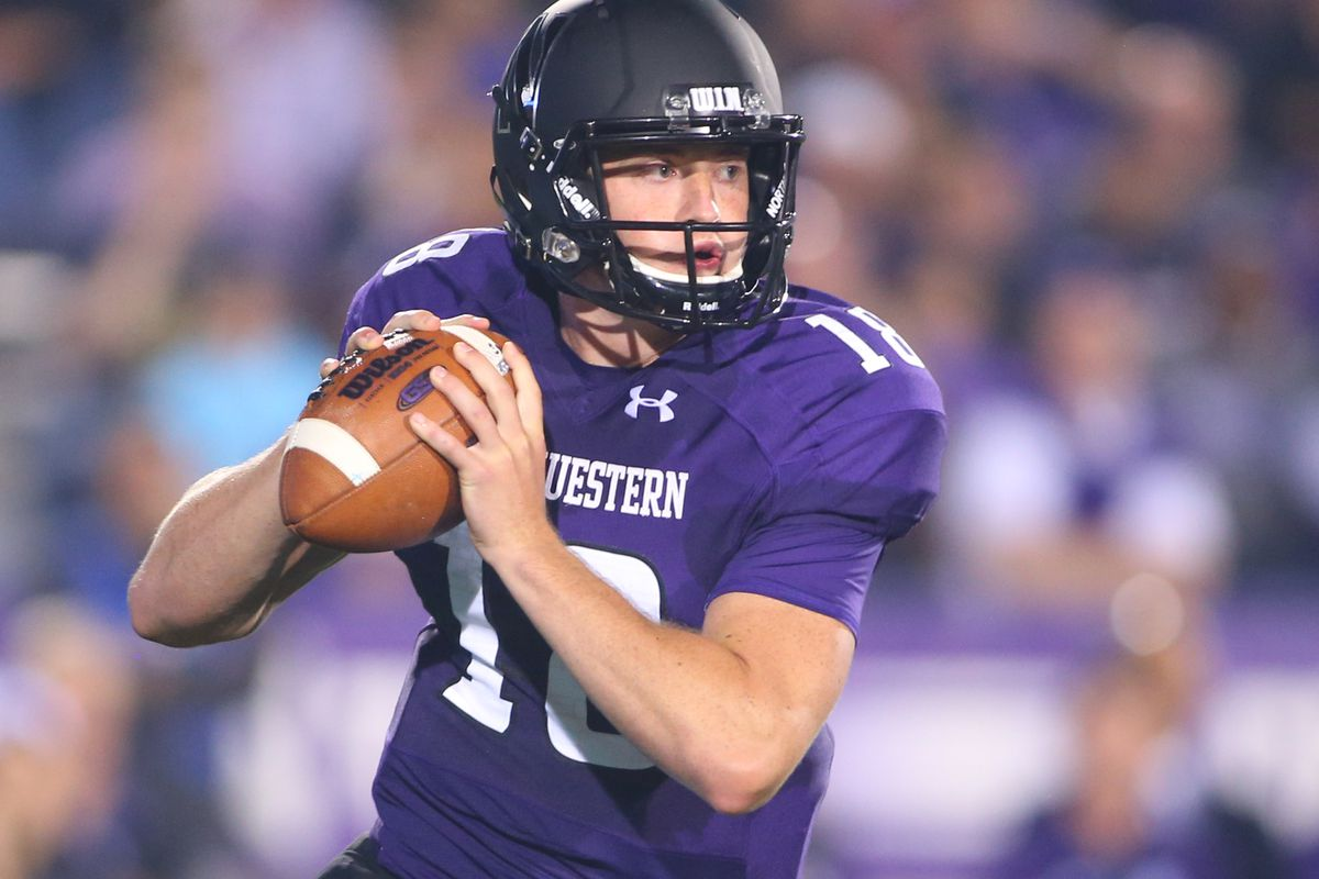 Can Throson improve enough to keep the Cats in contention for the B1G West?