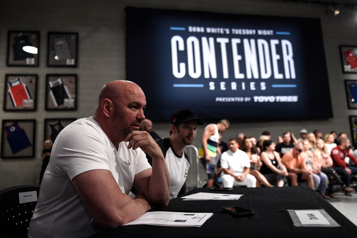 Image result for tuesday night contender series