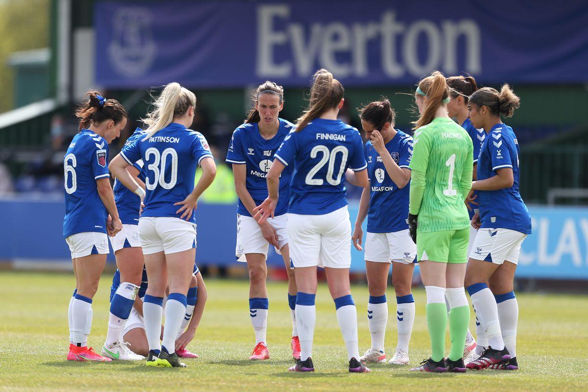 Everton Women v Arsenal Women - Barclays FA Women's Super League