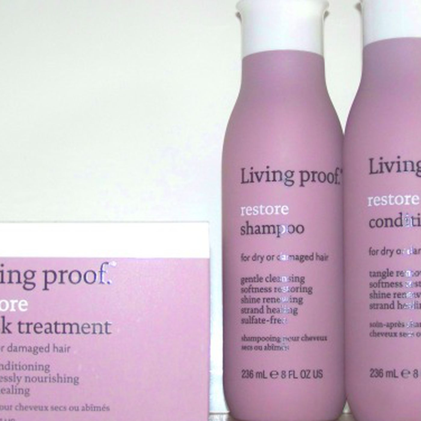 Living Proof Bottles Virginity (for Hair) with New 'Restore