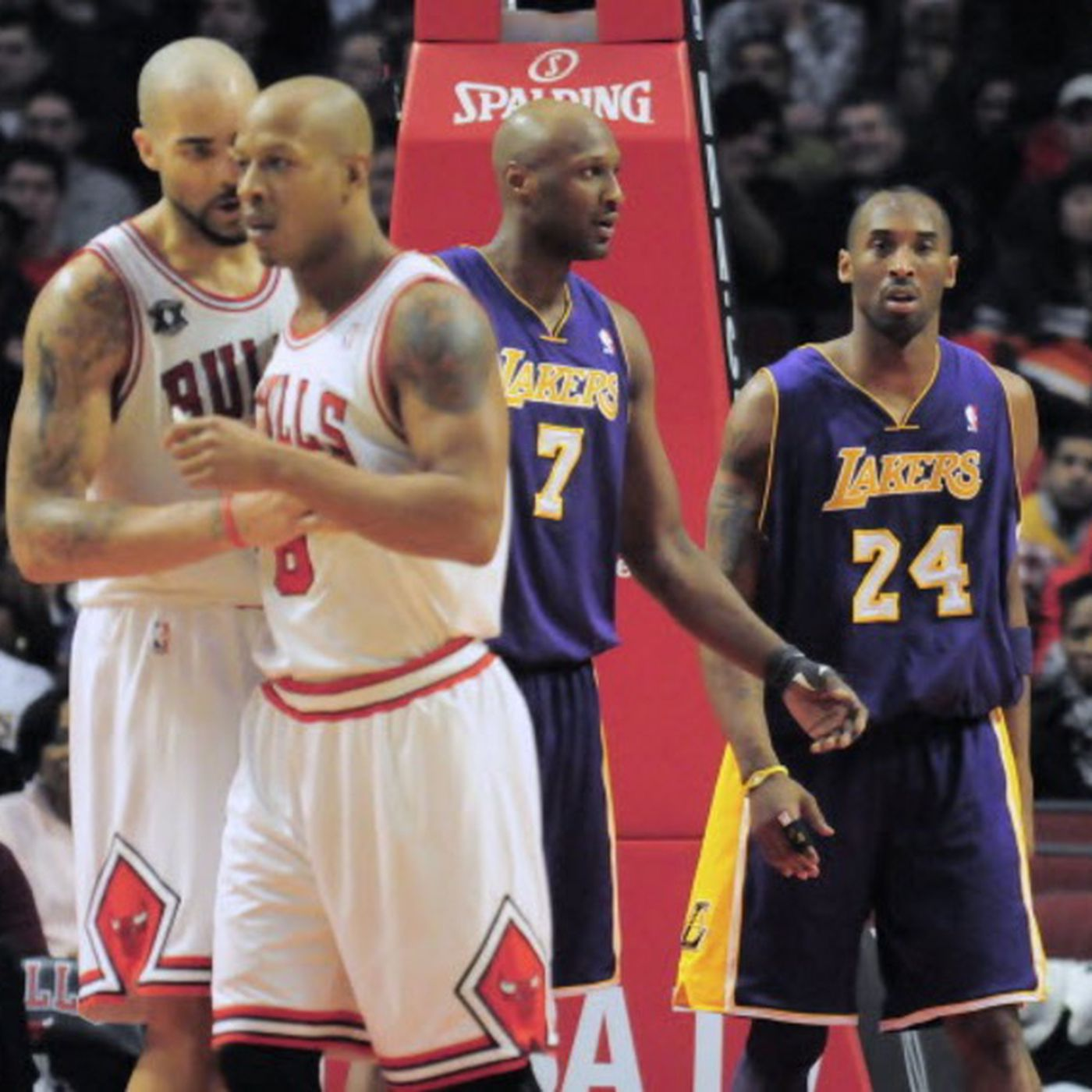 huge selection of 2860b b8530 Kobe Bryant wanted to be traded to Bulls in 2007 - Chicago ...