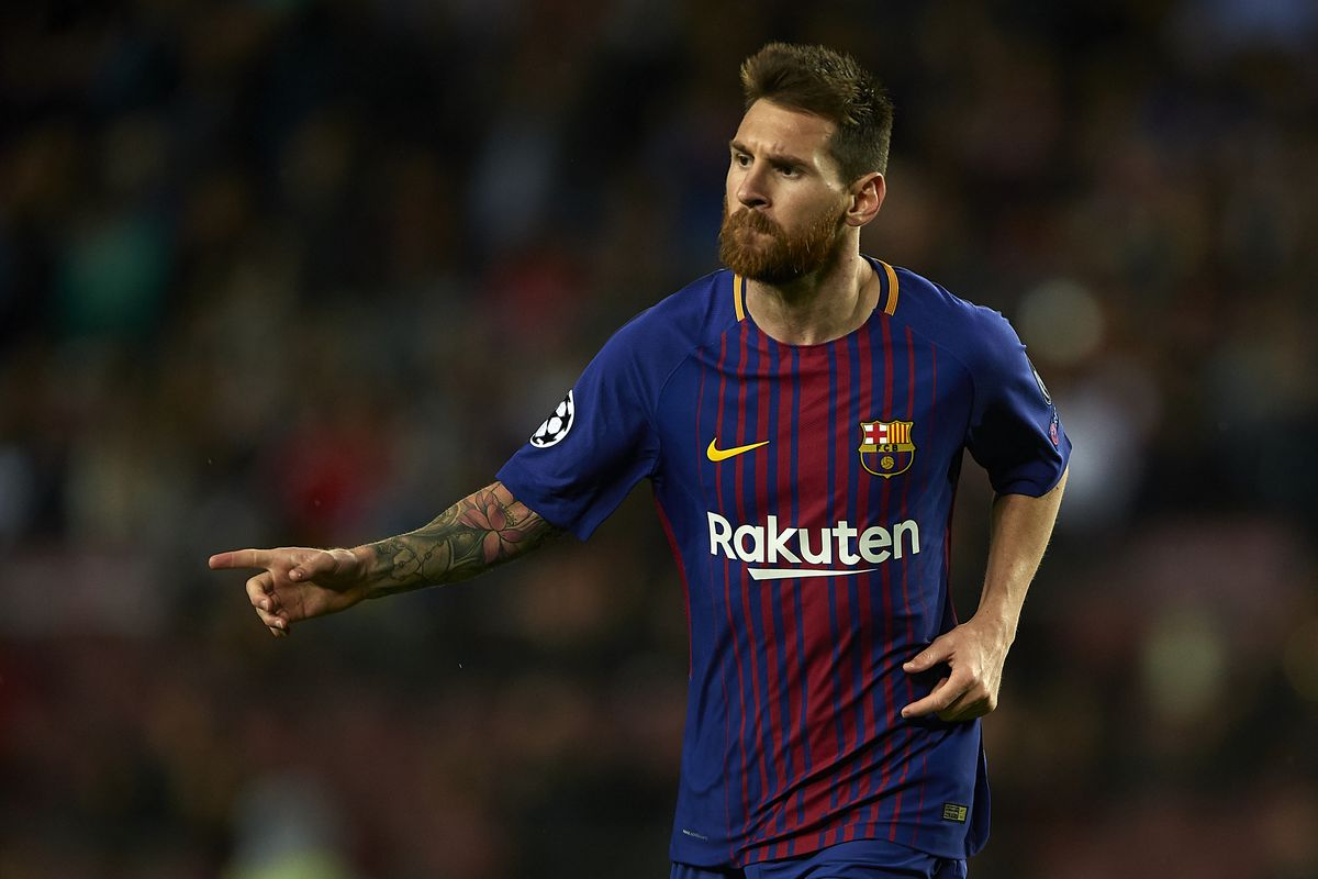 Barcelona confirm plans to offer Lionel Messi a lifetime