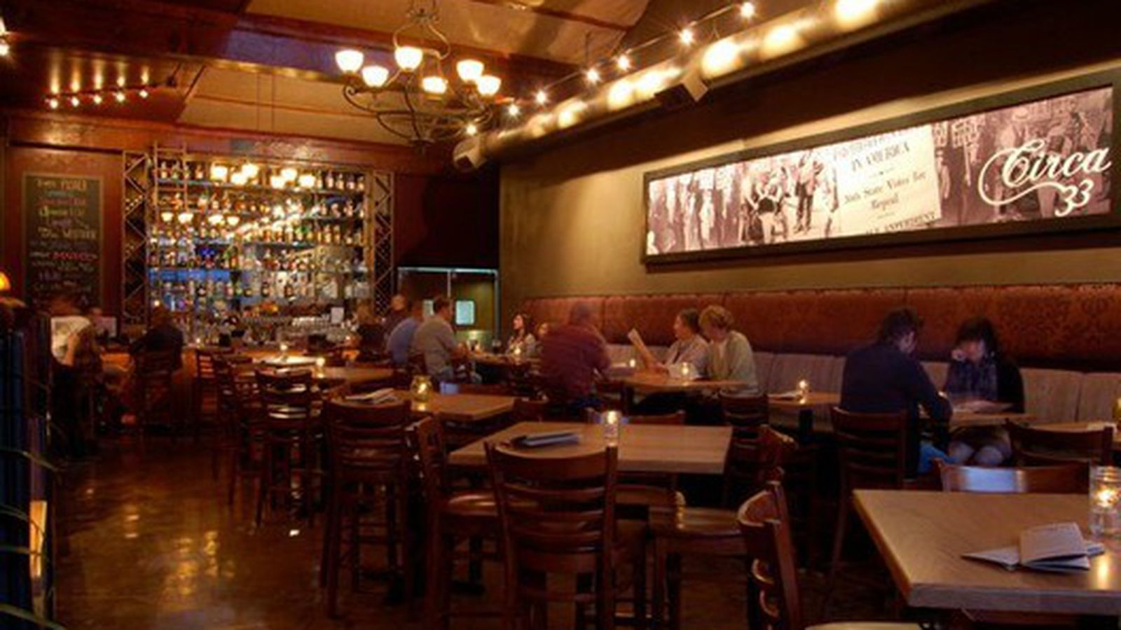 post prohibition bar circa  takes  beautiful pizza space eater portland