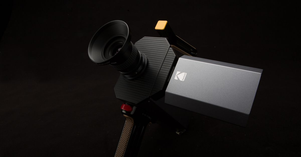 Kodak's Yves Behar-designed Super 8 camera will sell for 'around $2,500'