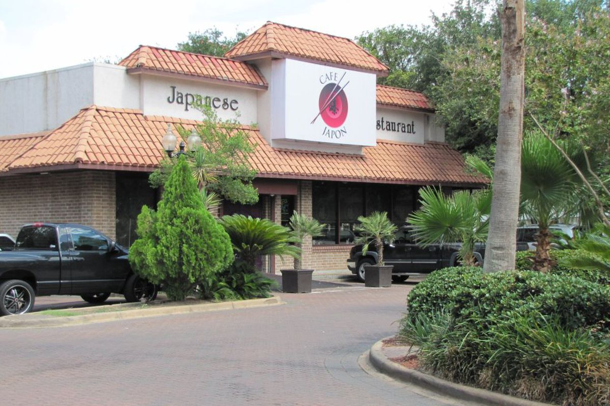 Cafe Japon has left its longtime hom in Upper Kirby.