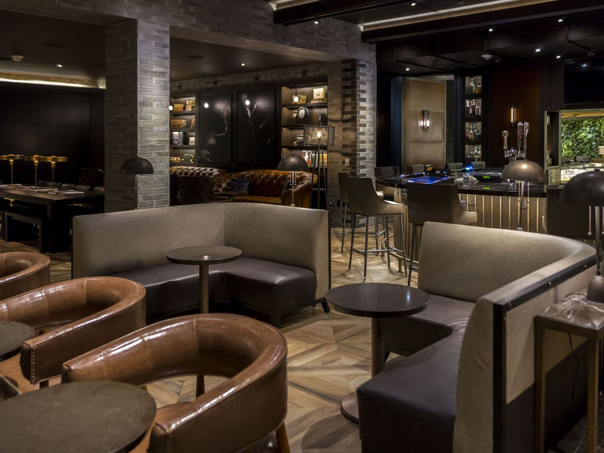 Where to find the best lounges and bars in Las Vegas - Eater