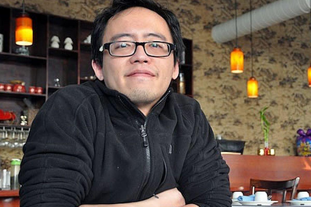 Big plans on the horizon for Han Chiang.
