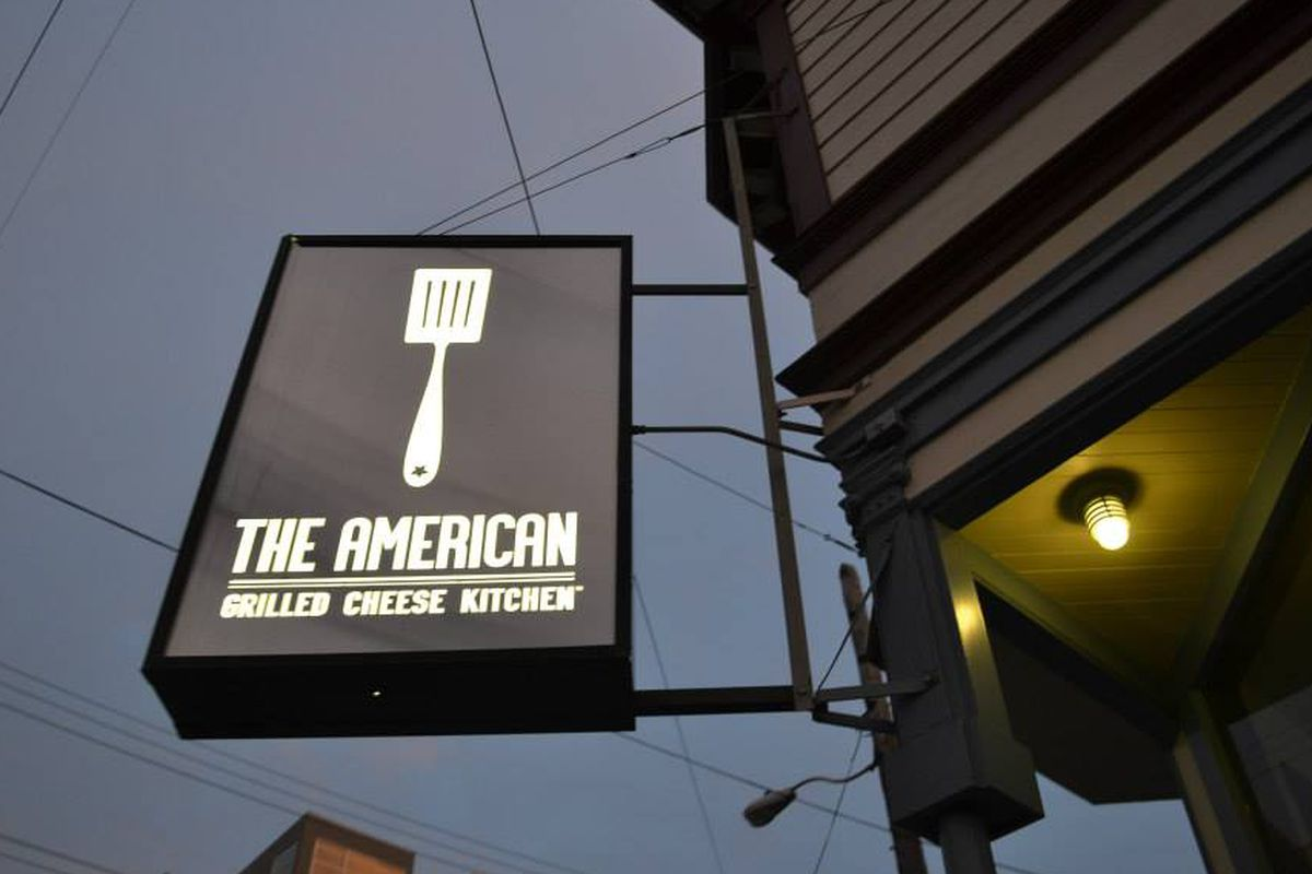 The American Grilled Cheese Kitchen's Mission location.