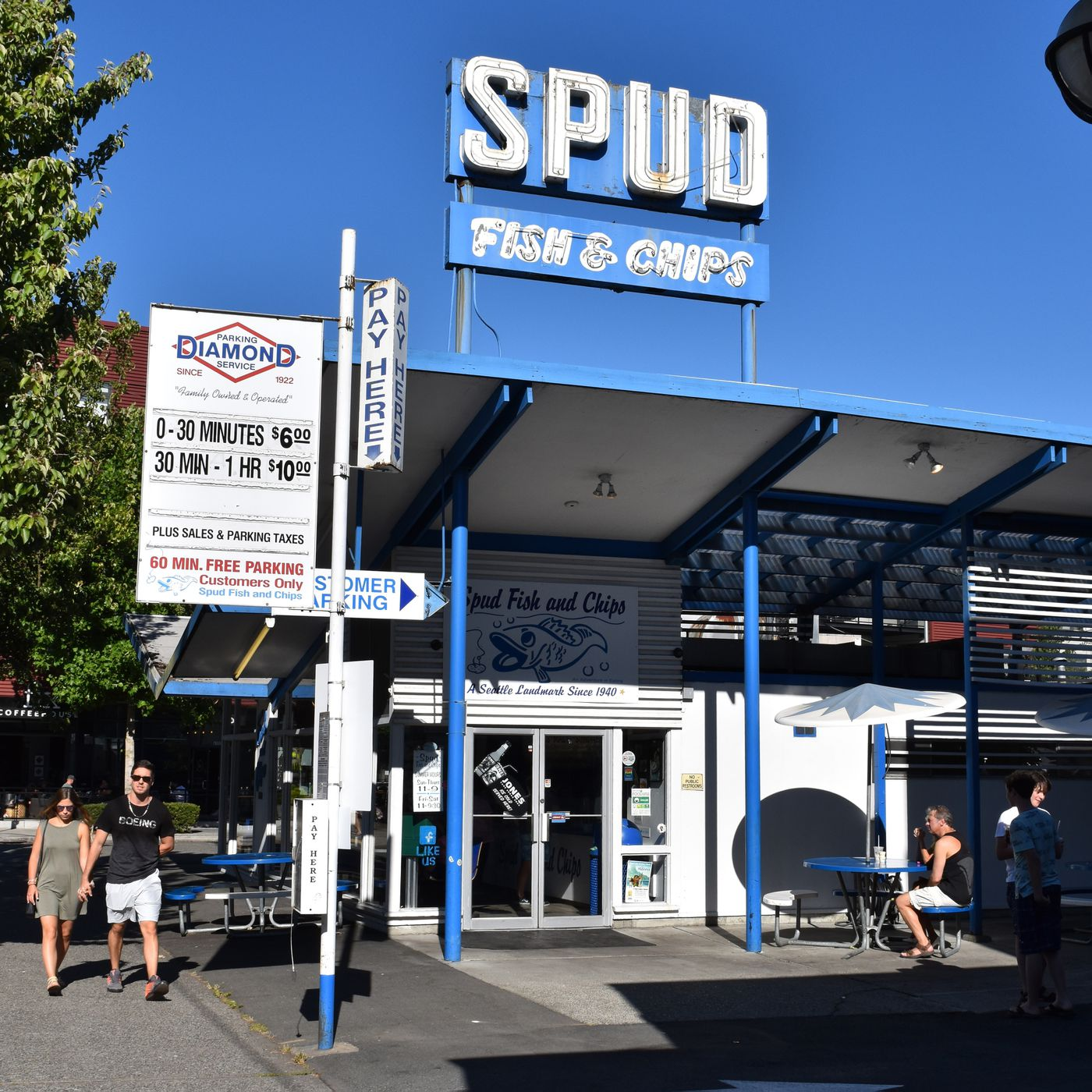 No landmark status for spud fish and chips in green lake curbed no landmark status for spud fish and chips in green lake curbed seattle malvernweather Gallery