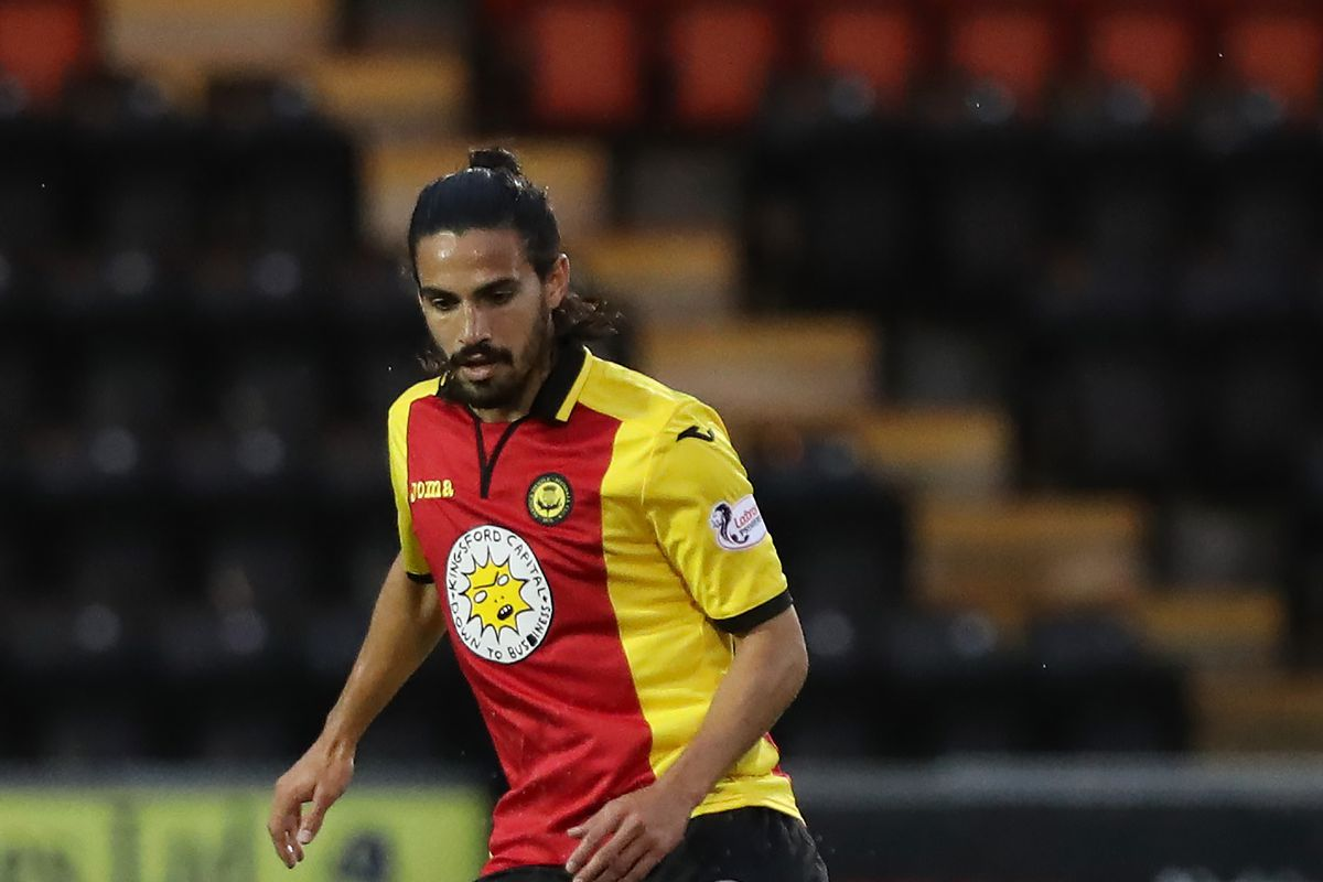 Airdrie v Partick Thistle - Betfred Cup First Round