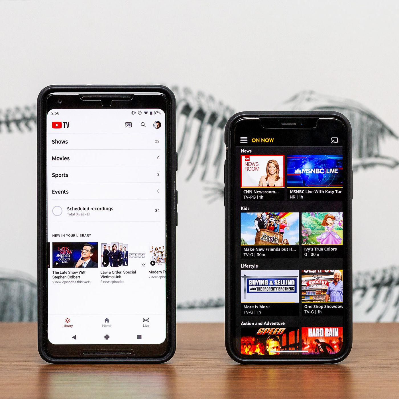 The best streaming TV apps - The Verge