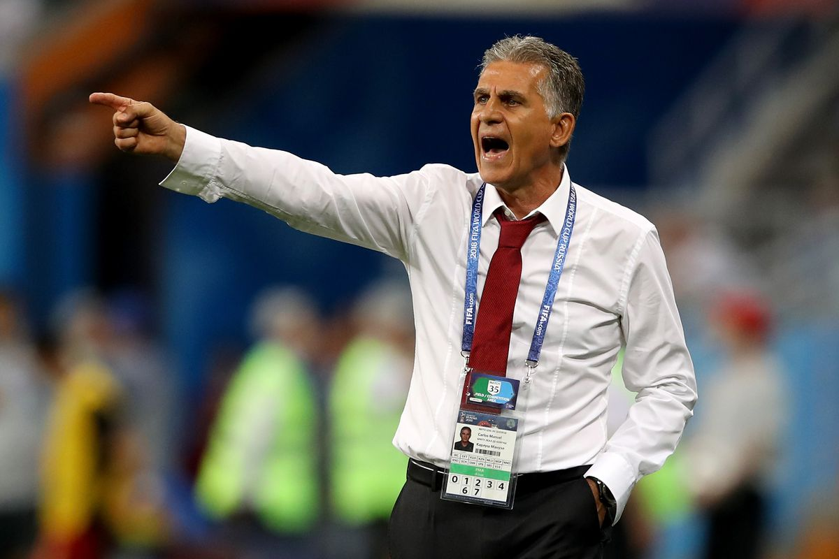 Carlos Queiroz an option to replace Juan Carlos Osorio as