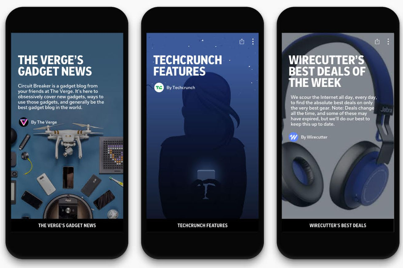 flipboard introduces expanded tech coverage and private sharing features