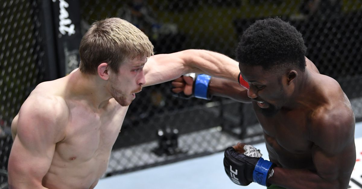 UFC Vegas 23 results: Arnold Allen out strikes Sodiq Yusuff to win unanimous decision in co-main event