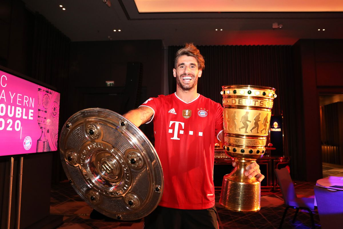 FC Bayern Muenchen DFB Cup Final's Night 2020