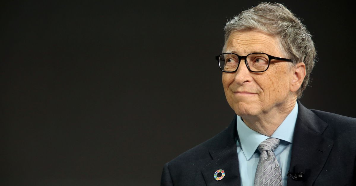 photo image Bill Gates says big tech companies are inviting government regulation