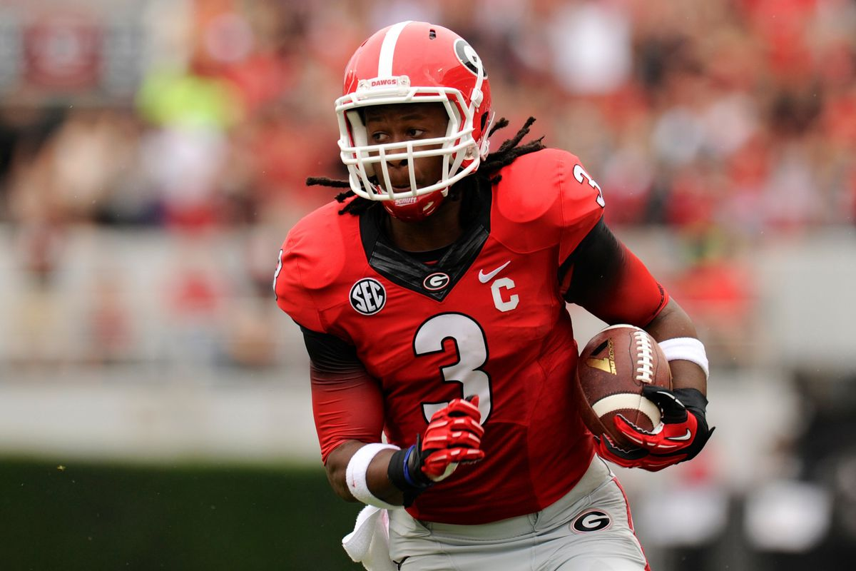 Another week, another very difficult opponent for Georgia.