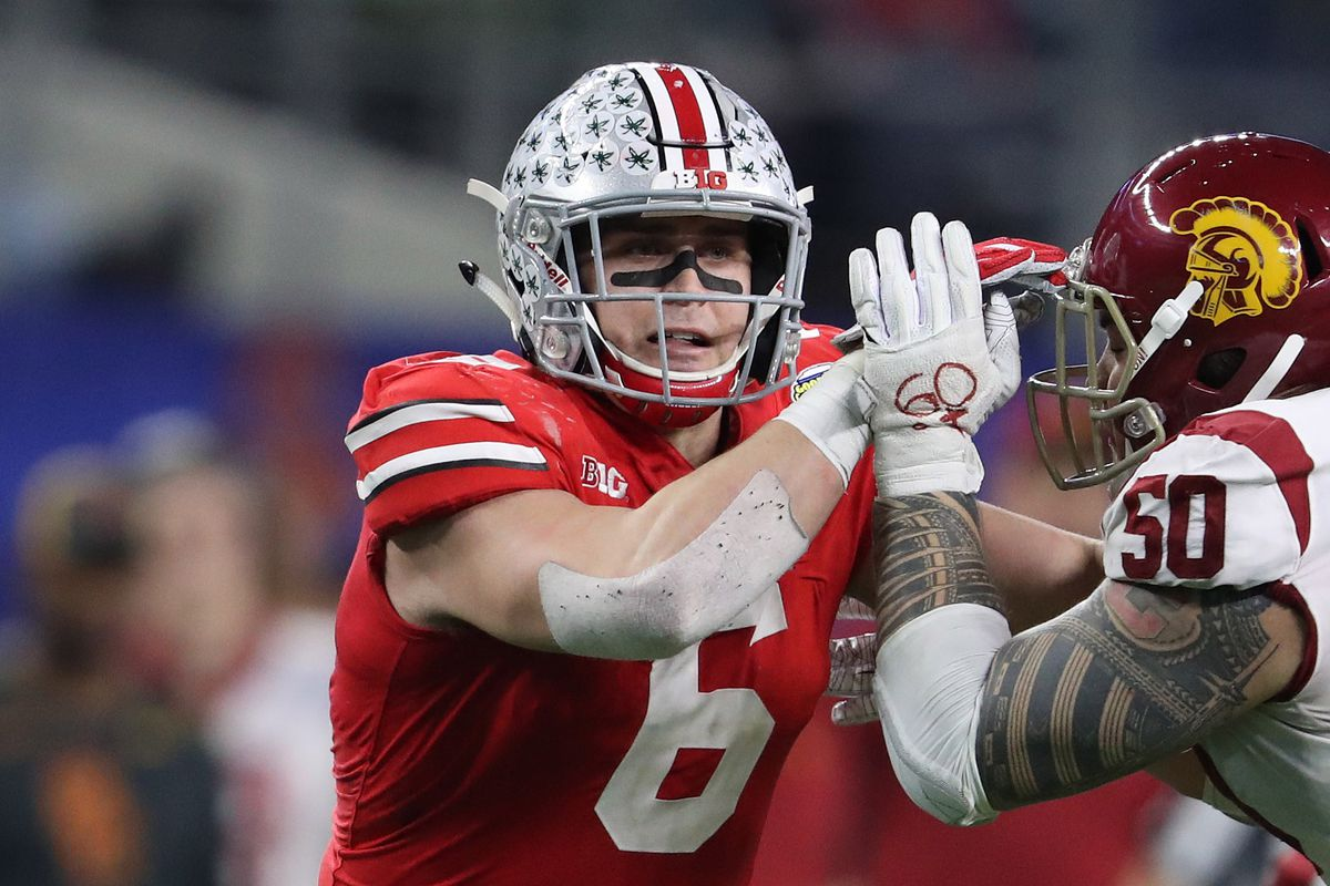 373375ef 2018 NFL Draft Results: Why the Bengals selected OSU DE Sam Hubbard ...