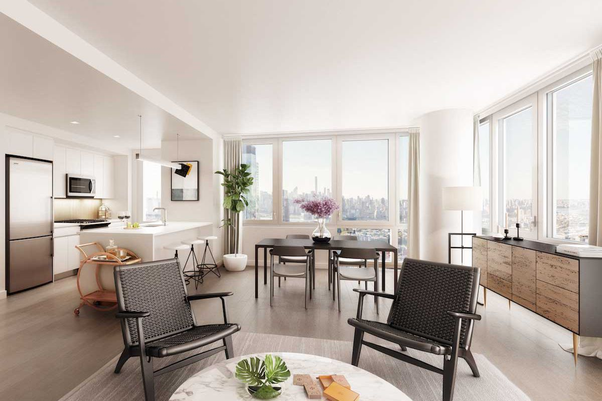 Long Island City\'s first foray into co-living preps for renters ...