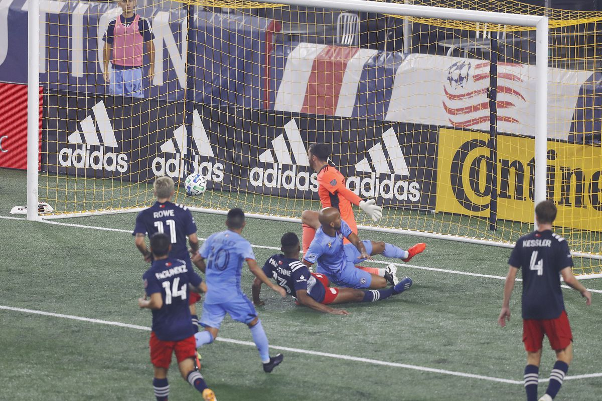 New York City FC v New England Revolution