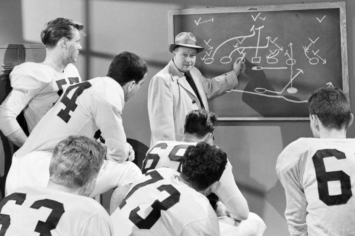 Alright, gentlemen, listen up!  This is a chalkboard.  It's made primarily of slate.  Got that Jimmy?  Well, damnit, pay attention!  Why the hell do you think I wear this coat and hat indoors?