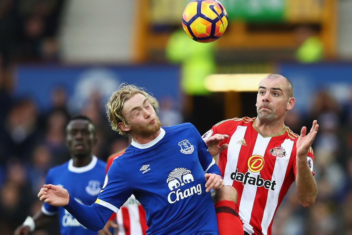 Everton boss Ronald Koeman banking on home advantage against Sunderland