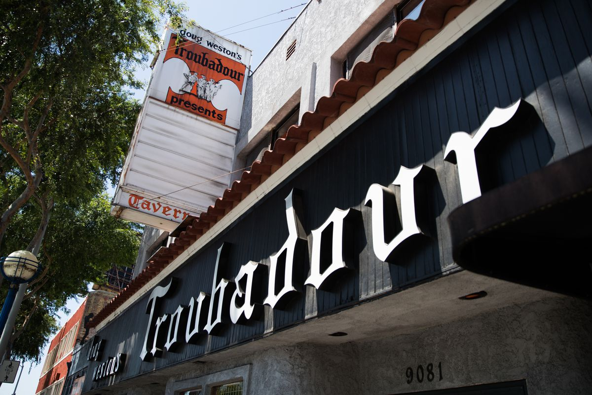 Live Music Venues Remain Closed In Los Angeles Due To Restrictive Coronavirus Measures