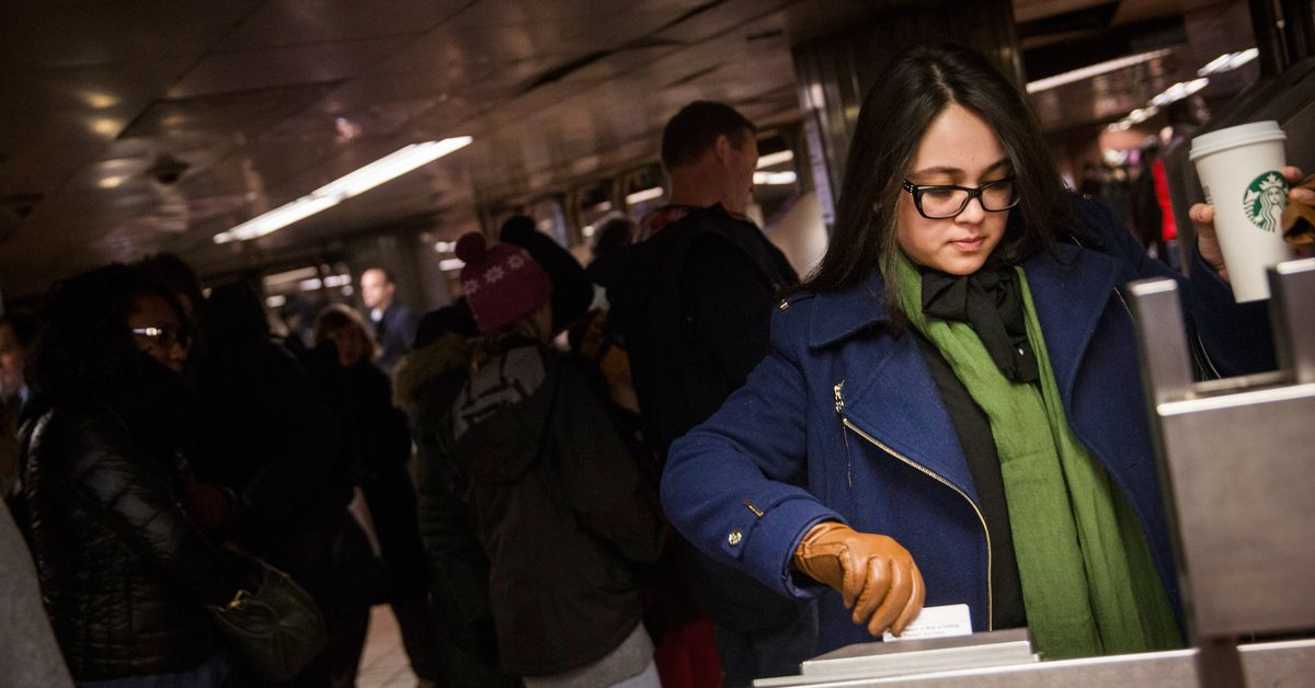 NYC is (very slowly) getting a more high-tech way to pay for subway rides