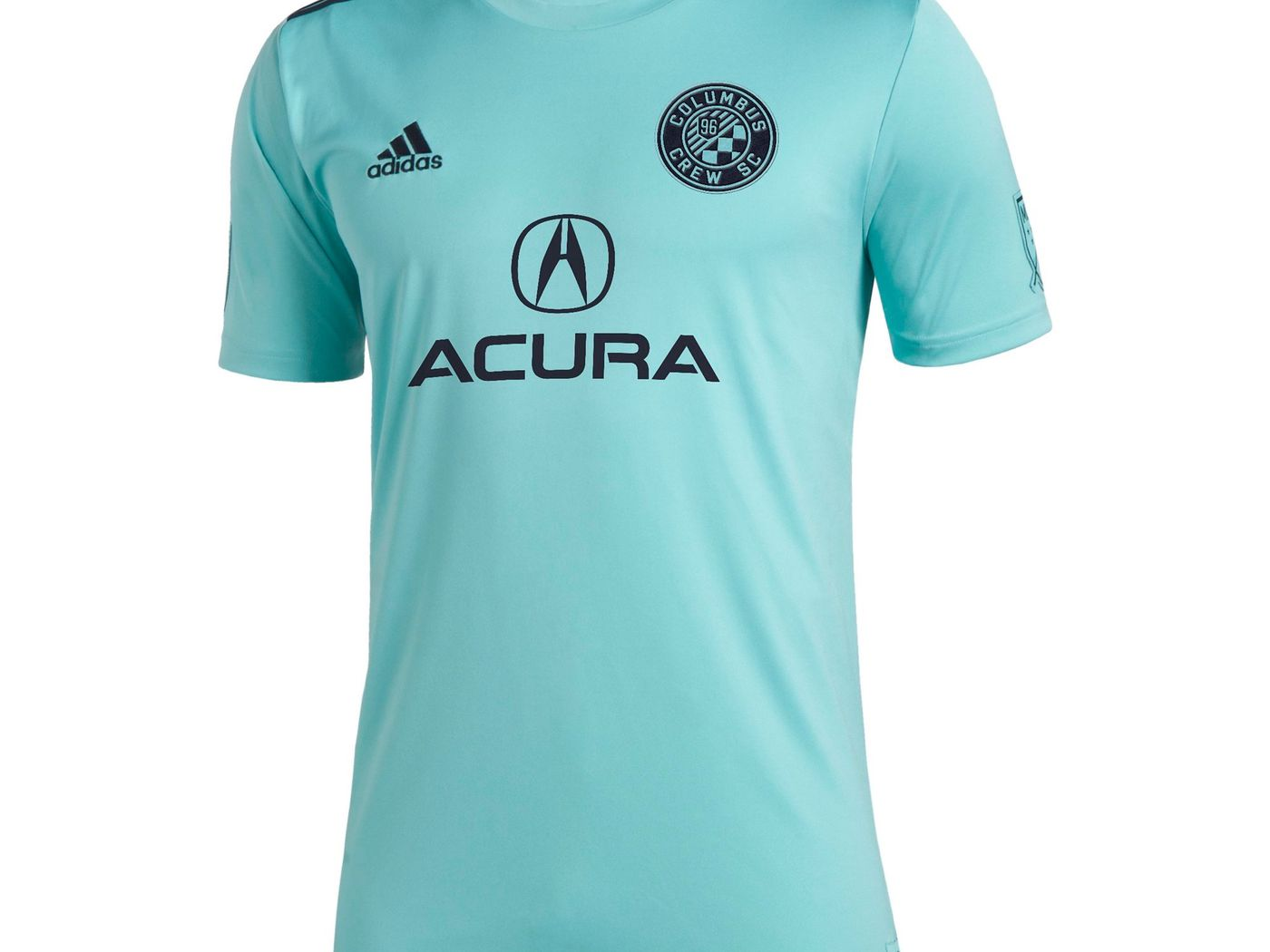 Columbus Crew unveils 2019 Adidas parley jerseys - Massive Report