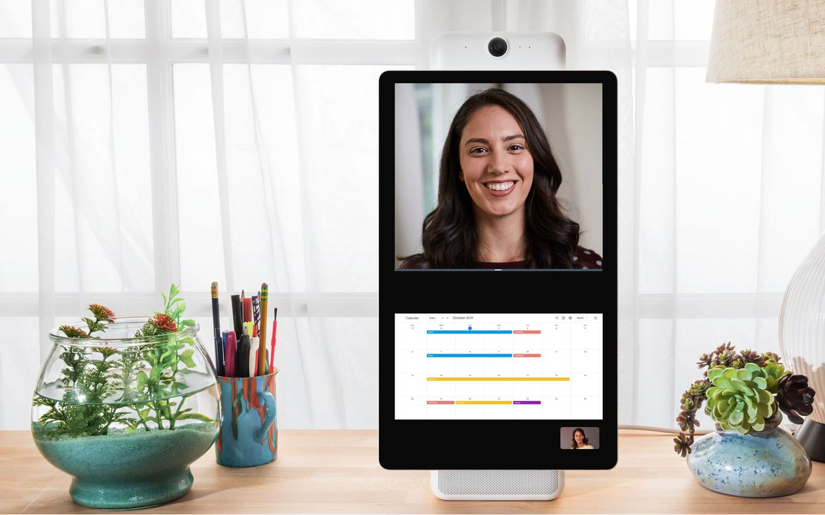 106168403 1570472565597portal workplace - Facebook wants Portal to be your next office webcam