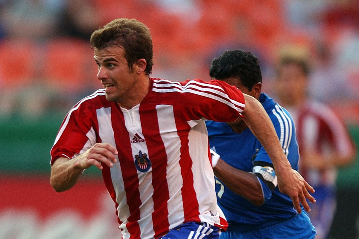 Soccer 2005 - MLS - Chivas USA vs. Kansas City Wizards