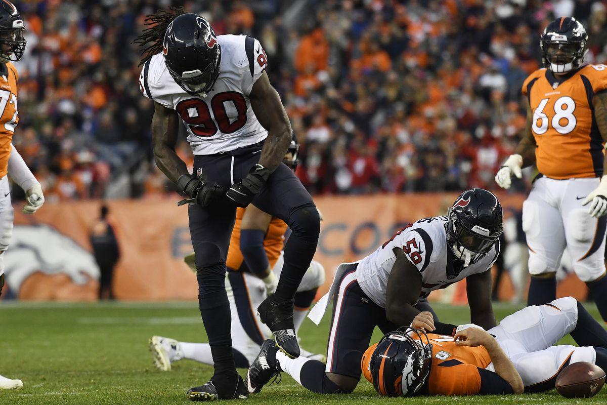 Denver Broncos vs. Houston Texans, NFL Week 9