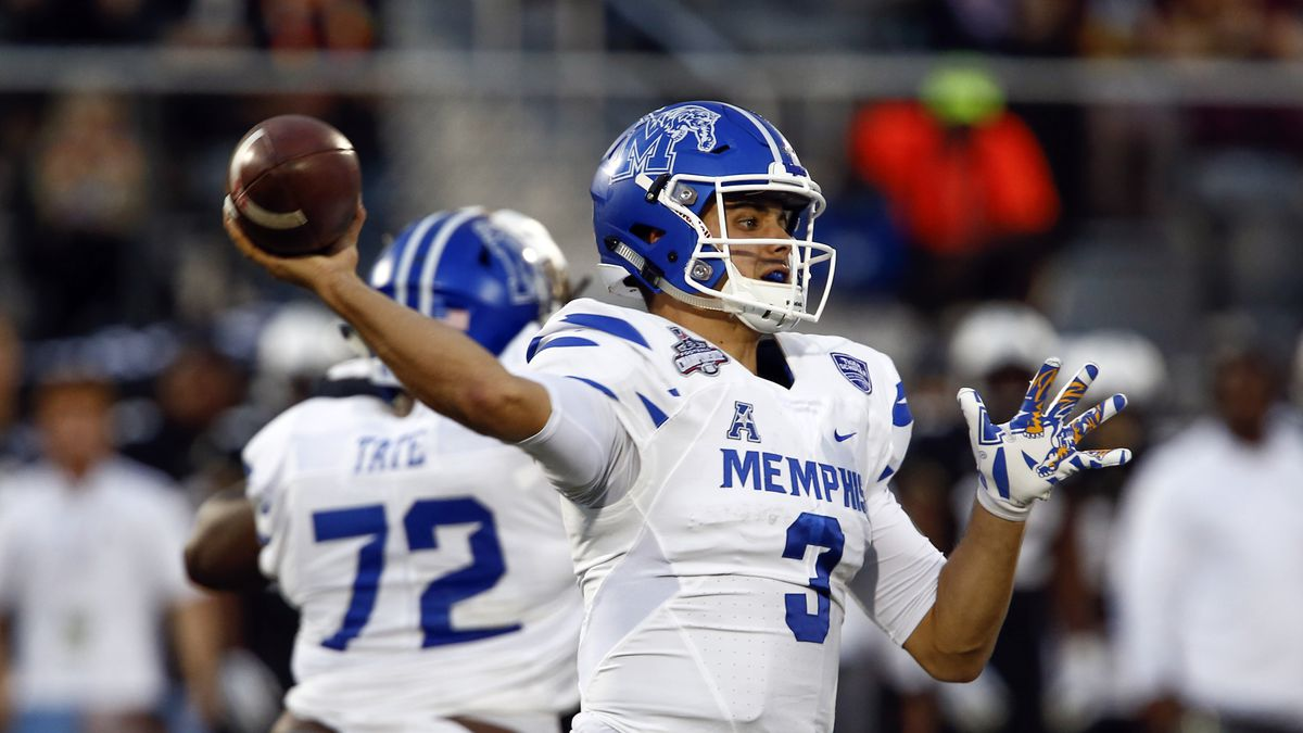 NCAA Football: AAC Championship-Memphis at Central Florida