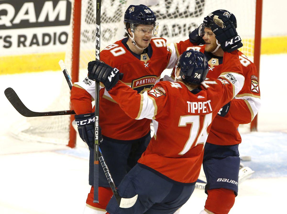 NHL: Preseason-Tampa Bay Lightning at Florida Panthers