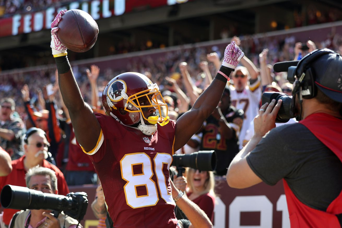 Redskins By The (Jersey) Numbers: #80 Can Jamison Crowder Overtake Roy Jefferson?
