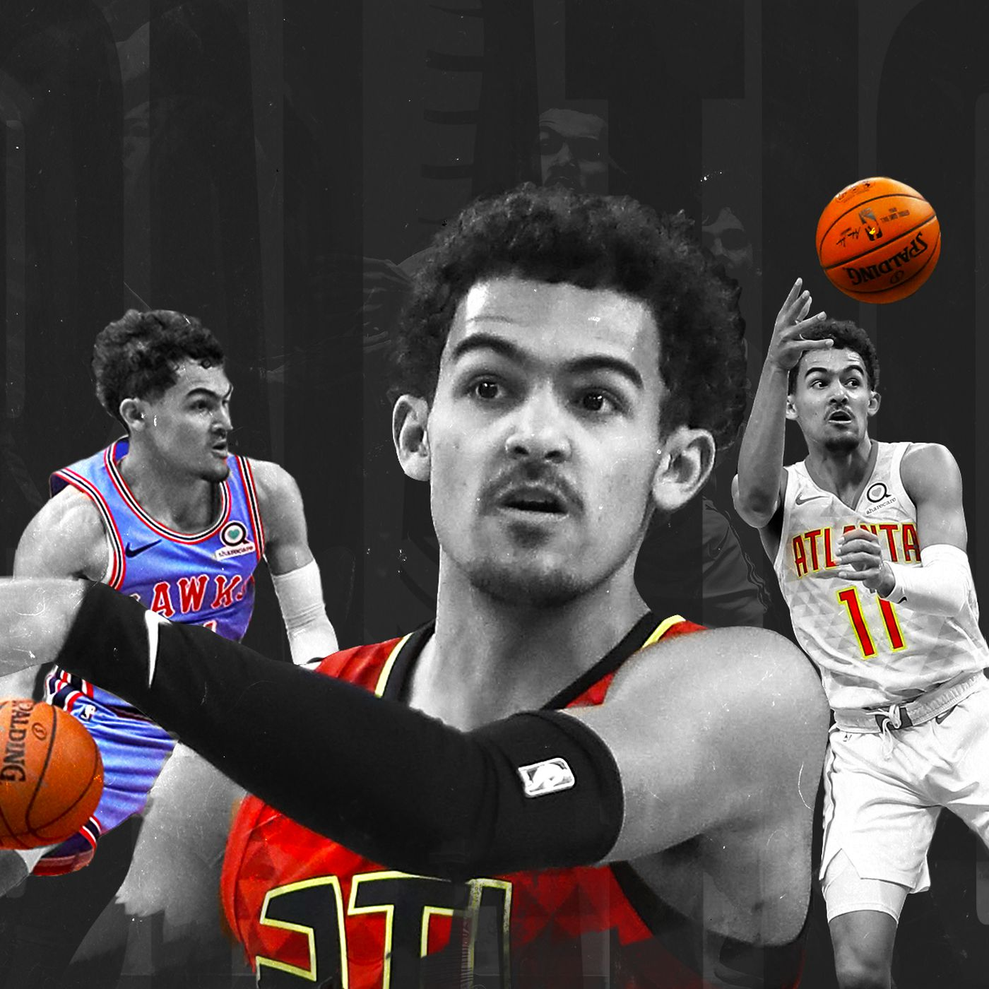 Trae Young Highlights Every Savage Pass In The Hawks