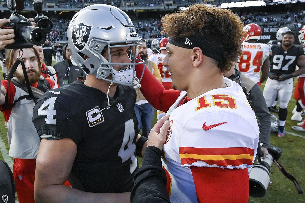 Kansas City Chiefs vs. Oakland Raiders