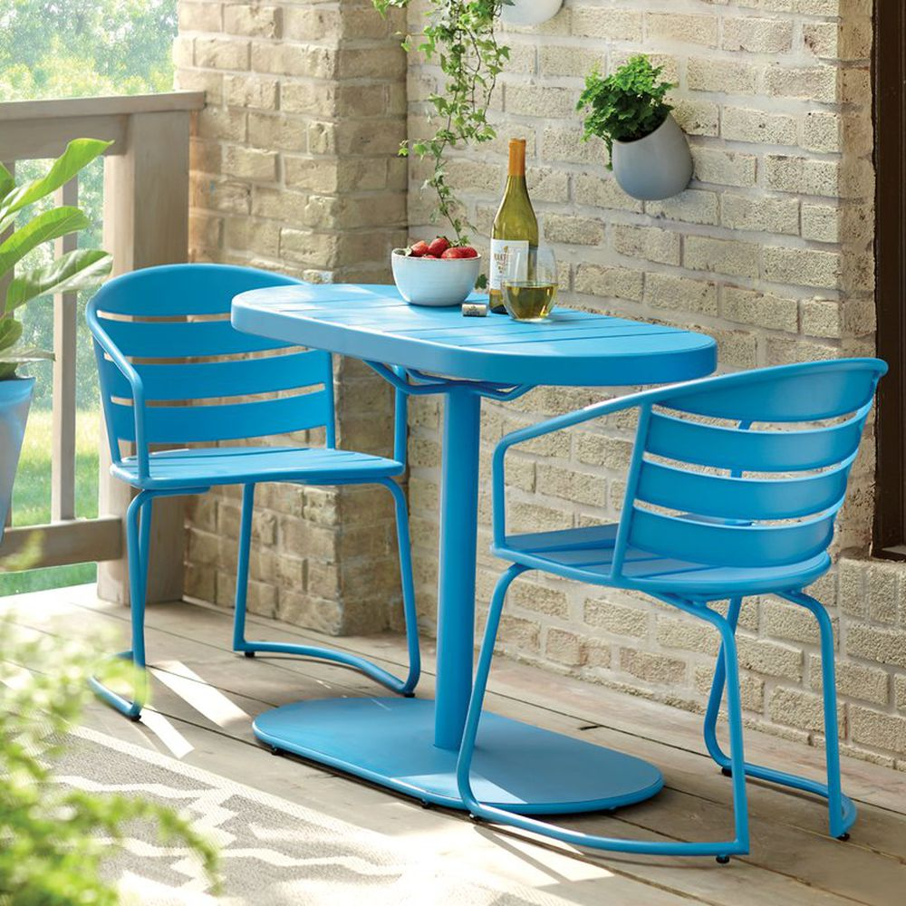 Courtois 3 Piece Bistro Set
