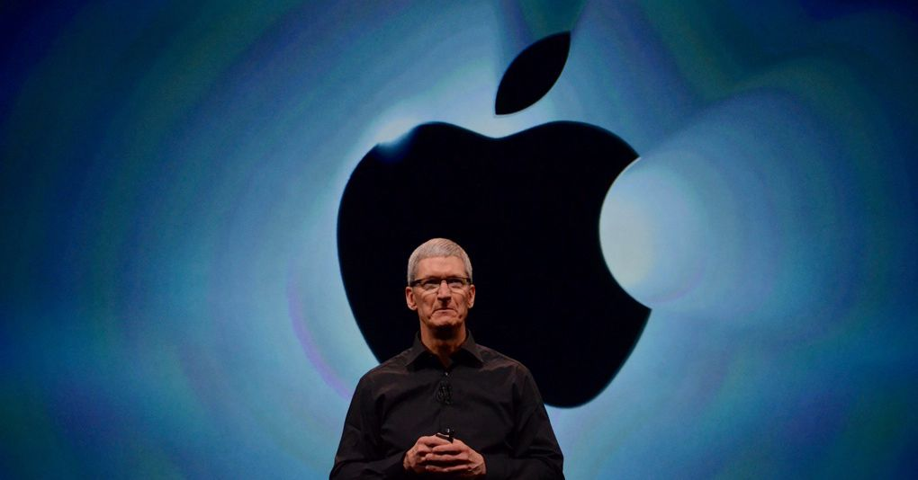 Apple CEO Tim Cook calls for Bloomberg to retract Chinese spy chip report