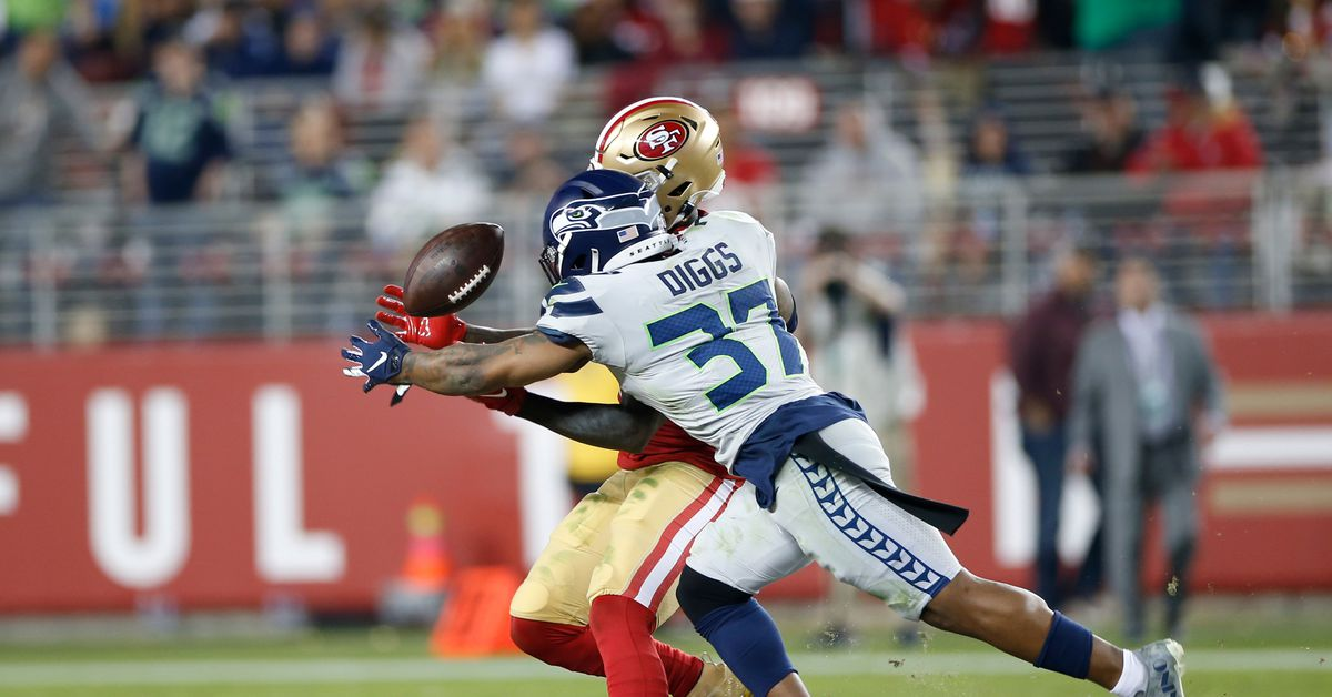Quandre Diggs is the centerfielder the Seahawks needed