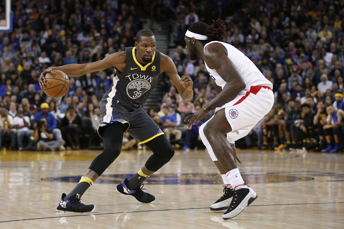 NBA: Los Angeles Clippers at Golden State Warriors