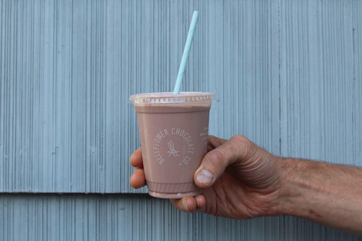 Bellflower Chocolate Co. is Kickstarting a mobile bean-to-bar chocolate-milk operation.