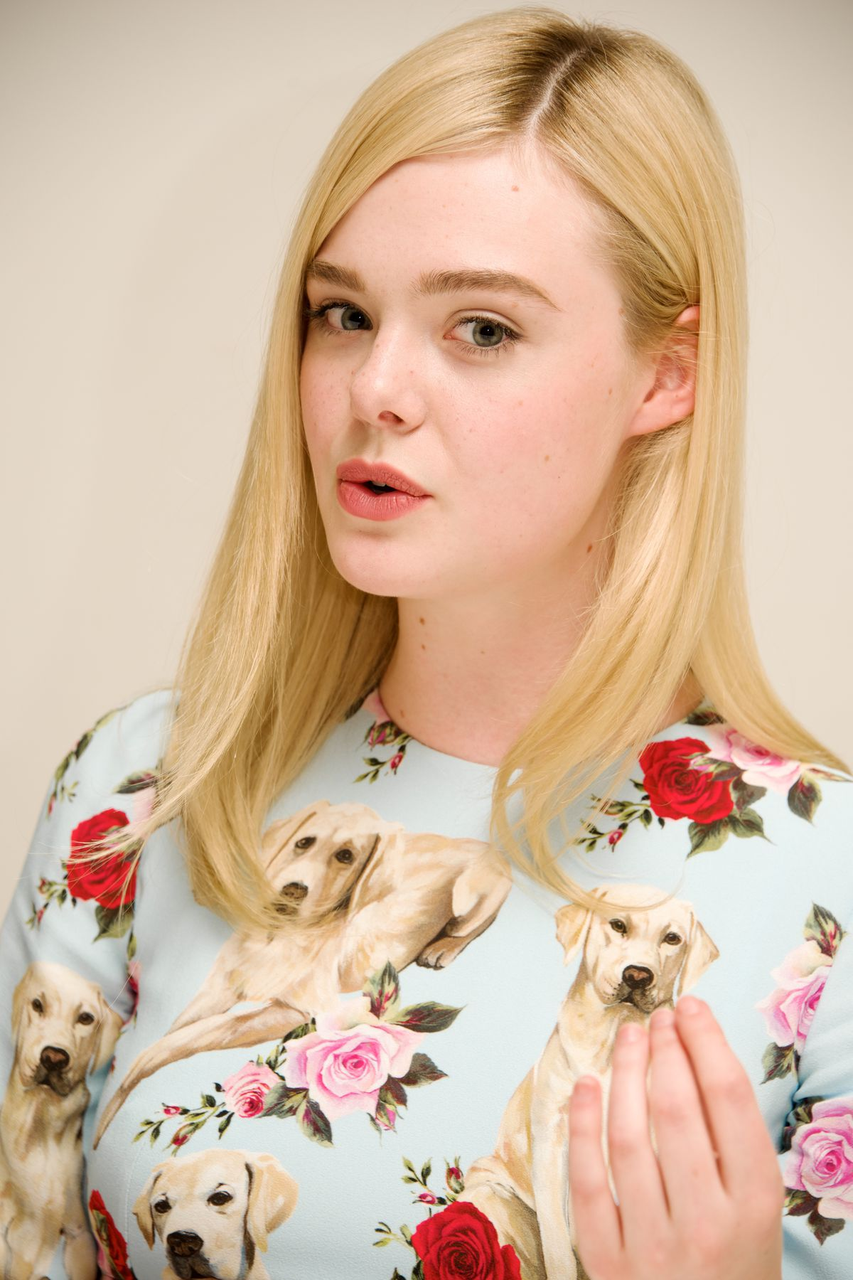 Michelle Williams S Puppy Dress Is The Best Part Of I