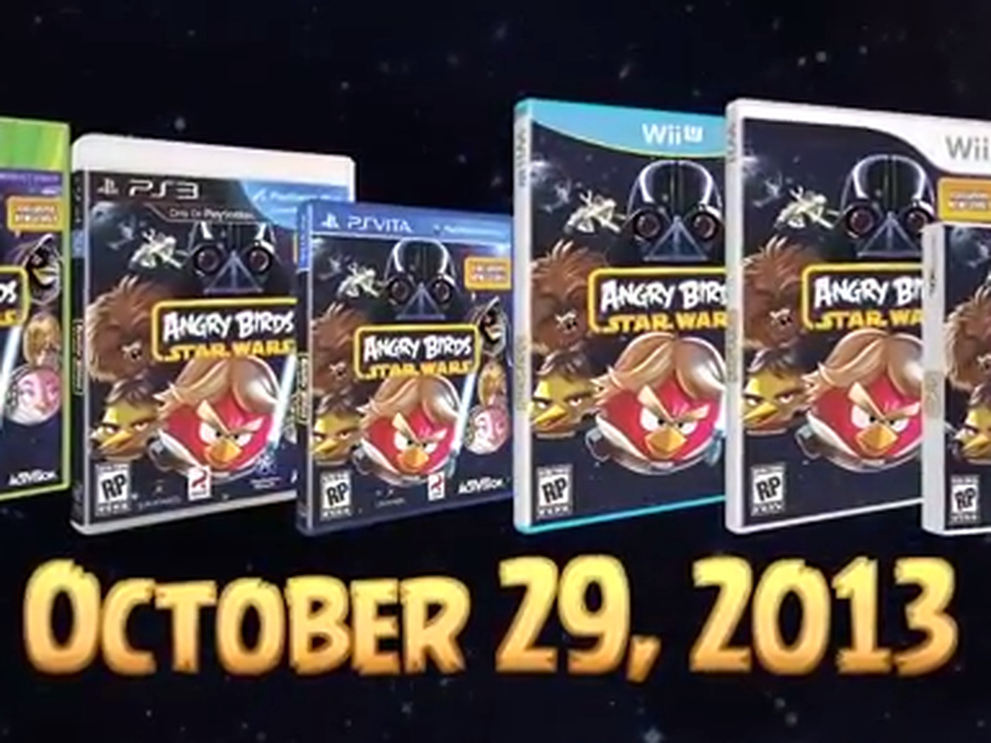 Angry Birds Star Wars Coming To Every Gaming Console Known To Man